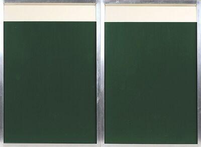 Javacheff Christo, 'Double Show Window', 1972