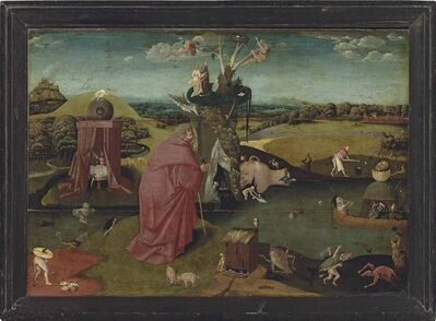 Follower of Hieronymus Bosch, 'The Temptation of Saint Anthony'