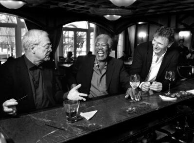 Art Streiber, 'Michael Caine, Morgan Freeman & Liam Neeson', 2005