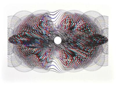 Jorge Robelo, '3DGrafía No. 1', 2018