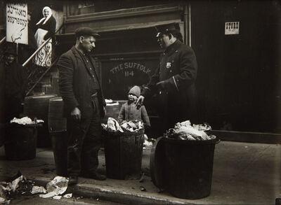 Lewis Wickes Hine, 'New York City', ca. 1910