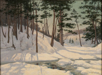 Alexander Van Laer, 'Cold and Frosty'