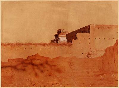 Claudio Bravo, 'Marrocco', 1973
