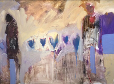Chris Gwaltney, 'Purple Heart', 2014