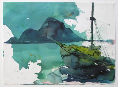 Romare Bearden, 'Shoal Bay (Anguilla)', 1979