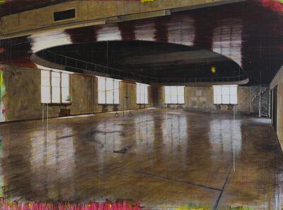 Peter Waite, 'Old School Gym', 2016