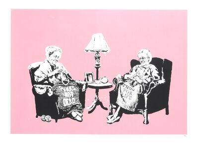 Banksy, 'Barely Legal (LA Set)', 2006-2007