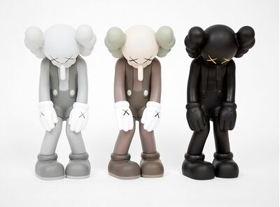 "KAWS, 'Small Lie (Complete set; brown, black and grey""', 2017"