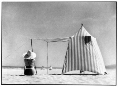 Jacques Henri Lartigue, 'Coco in Hendaye', 1934