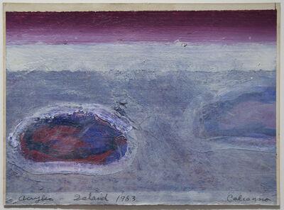 Lawrence Calcagno, 'Island', 1983