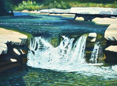 David Leonard, 'Streaming Bull Creek'