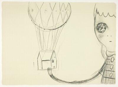 Yoshitomo Nara, 'Untitled (Omaha) (Yoshitomo Nara x Hiroshi Sugito) ', 2005