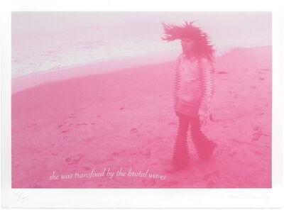 Harry Gamboa Jr., 'Brutal Waves', 2005