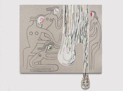 Juan Tessi, 'Four figures', 2019
