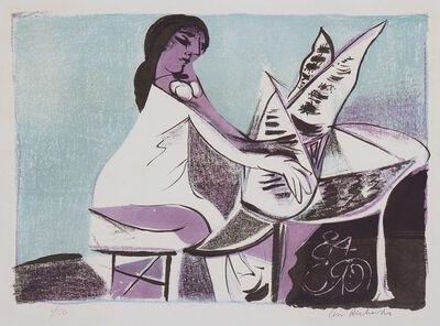 Ceri Richards, 'The Pianist', 1948