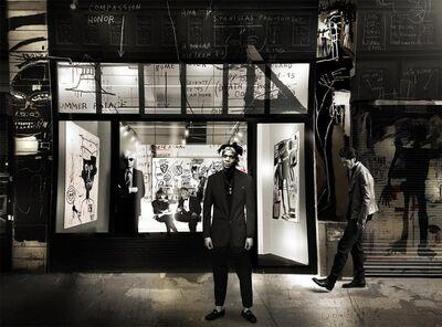 Axel Crieger, 'Requiem – Hommage a Basquiat', 2019