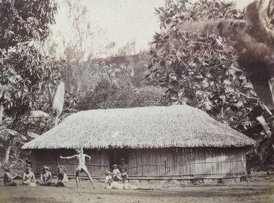 Charles Georges Spitz, 'Danse Tahitienne La Upa Upa'