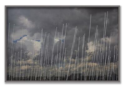 Miguel Rothschild, 'Aguas y tristezas, subid y reanimad estos diluvios! (después de Arthur Rimbaud)', 2014