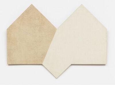 Hélio Oiticica, 'Relevo neoconcreto (Neoconcrete Relief)', 1960