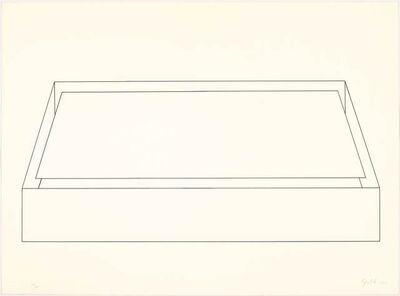 Donald Judd, 'Untitled', 1974