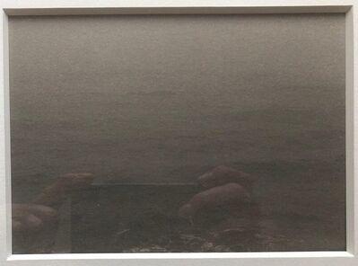 Joni Sternbach, 'Montauk Bluffs, Ocean Photo Vintage Beach Photograph Platinum Palladium Print ', 2000-2009