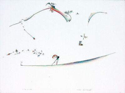 John Dowell, 'To Fish in Stone', 1987