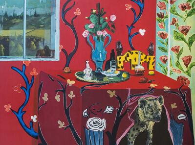 Serlian Barreto, 'Armonia en Rojo', 2017