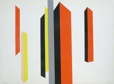 Mathias Goeritz, 'Torres de Ciudad Satélite II', 1970