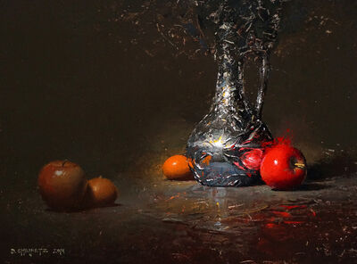 David Cheifetz, 'Aluminum Scarlet', 2014