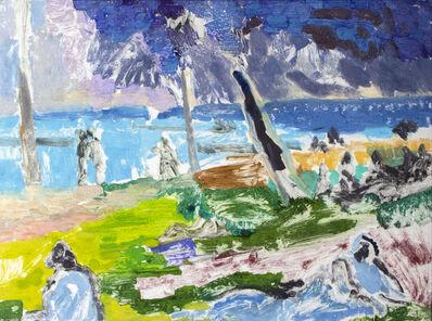 Brian Lotti, 'Boat Park, Shade', 2020