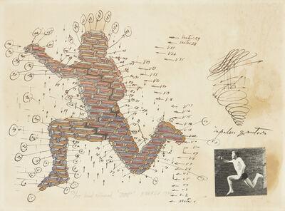 Paul Neagu, 'Jump', 1977
