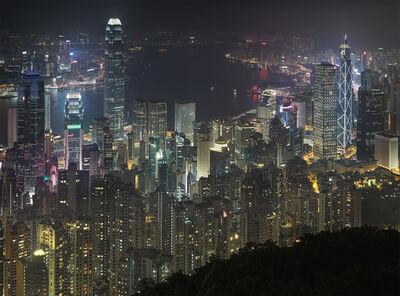 Luigi Visconti, 'Hong Kong from the Peak', 2015