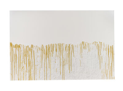 Anastasia Faiella, 'I Remember You- In Ochre', 2018