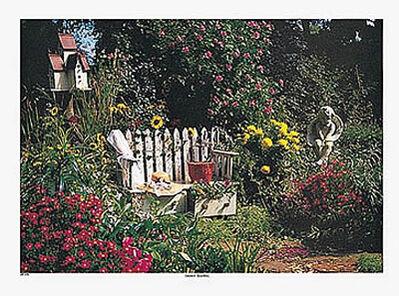 Harvey Edwards, 'Secret Garden', ca. 1980