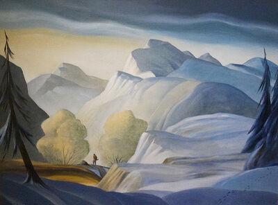 Dale Nichols, 'The Wilderness', 1986