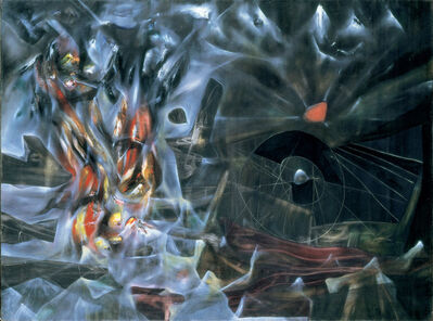 Roberto Matta, 'The Disasters of Mysticism', 1942