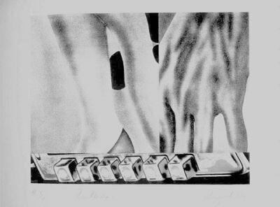 James Rosenquist, 'Pushbuttons', 1972