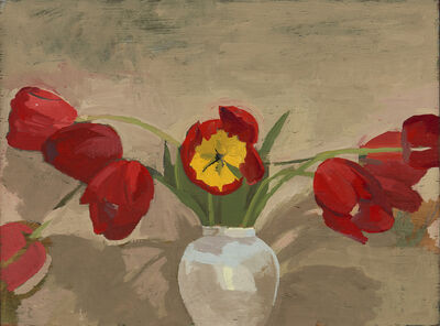 Celia Reisman, 'Birthday Tulips', 2200