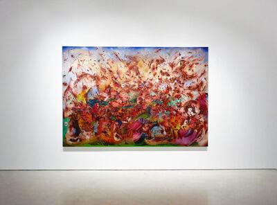 Ali Banisadr, 'Contact', 2013