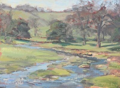 Charles Waldman, 'Curtis Creek Spring', N/A
