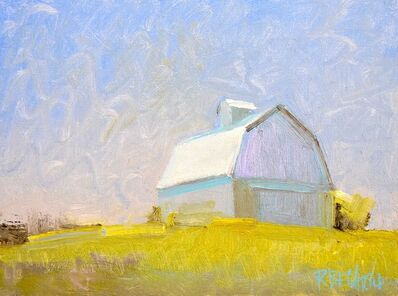 Rodger Bechtold, 'Solo Barn', ca. 2018