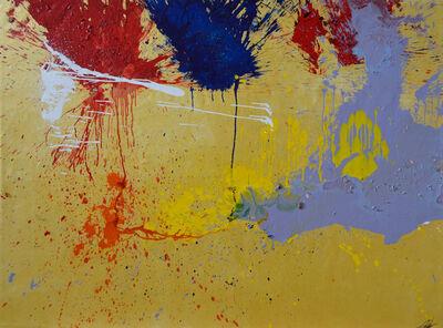 Shozo Shimamoto, 'Untitled-133', 2010