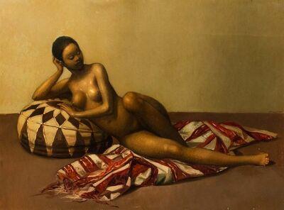 Riccardo Tommasi Ferroni, 'Lying nude'