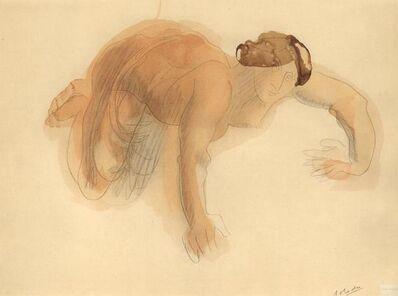 Auguste Rodin, 'La Varende', 1944