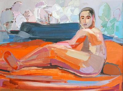 Andrea Patrie, 'Odalisque II', 2018