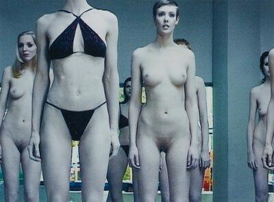 Vanessa Beecroft, 'VB35, Performance, Solomon R. Guggenheim Museum, NY - USA', 1998
