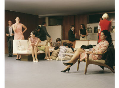 Eve Sussman, 'The Living Room', 2006