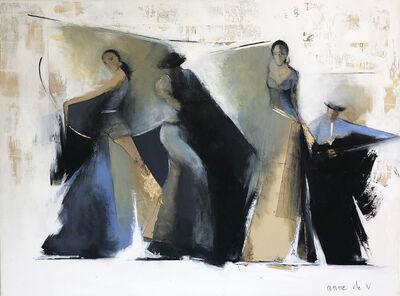 Anne De Villeméjane, 'Espana I', c. 2000