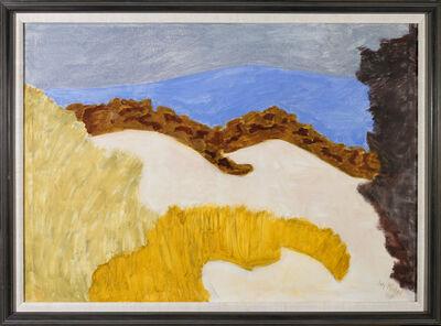 Sally Michel, 'Autumn Hills', 1975