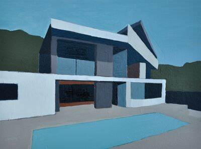 Andy Burgess, 'White House', 2009